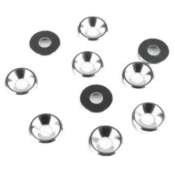 M3 Countersunk Washers (aluminum natural 10 pieces)