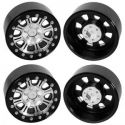 RC4WD Raceline Monster 2.2 Beadlock Wheels (4)
