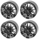 RC4WD Ballistic OffRoad Havoc 1.7 Beadlock Wheels set of 4