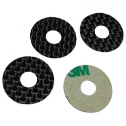 1up Carbon Fiber Body Washers