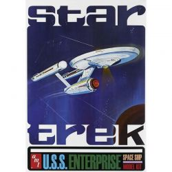 1/650 Star Trek Classic USS Enterprise 50th
