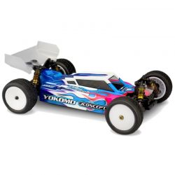 Yokomo Yz4-Sf Body with Aero S-Type Wing Light Weight Clear