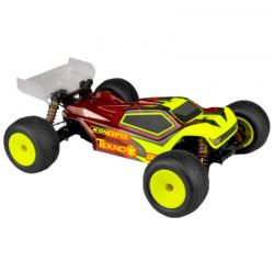 Finnisher Clear Body - Tekno ET410