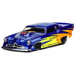 Super J Pro-Mod Clr Body for Slash 2WD Drag Car Clear