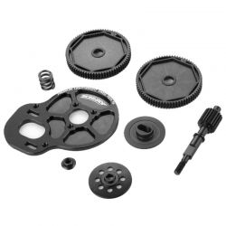 Short 2-Pad Slipper Clutch Set - Shocks in Front