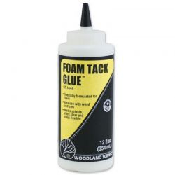Foam Tack Glue (12oz)