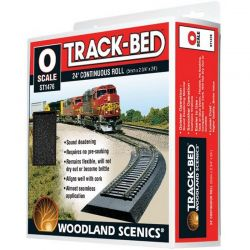 Track-Bed Roll (24ft roll) O Scale Trains