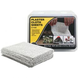 Plaster Cloth Sheets 8x12 (30)