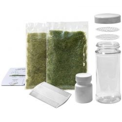 Static Grass Starter Kit Model Terrain Material