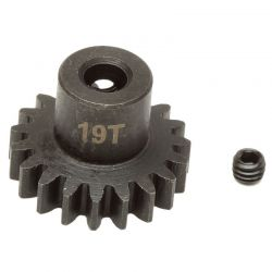 19T Mod 1 Steel Pinion Gear 5mm Bore