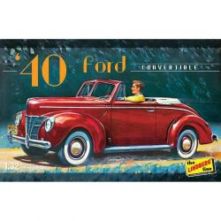 1/32 40 Ford Convertible
