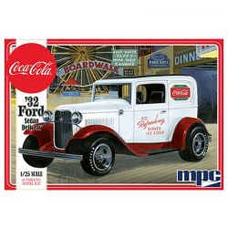 1/25 1932 Ford Sedan Delivery Truck Coca-Cola