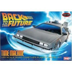 1/25 Back to Future Time Mach