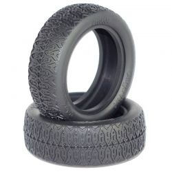 Stage Two - 1/10 4W Buggy Front Tire Clay