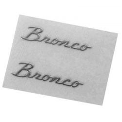 Bronco Side Emblem for 1/18 Blackjack Body