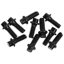 Rc4wd Miniature Scale Hex Bolts (M1.6 X 4mm) (Black) (20)