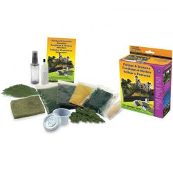 Scene-A-Rama Foliage & Grasses Kit