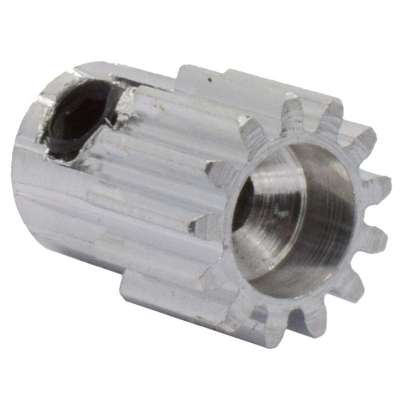 13T Mod 0.5 Aluminum Pinion Gear 2mm Bore