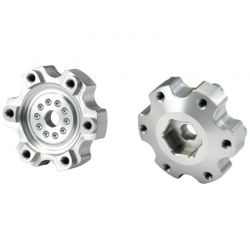 6x30 to 12mm Aluminum Hex Adapters Narrow