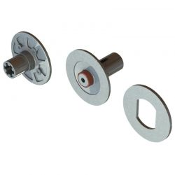 Slipper Plate & Hub Set