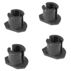 Shock Cap Bushings (requires TKR6527B EB/ET410 4 pieces)