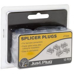 Just Plug Splicer Plugs Model Trains