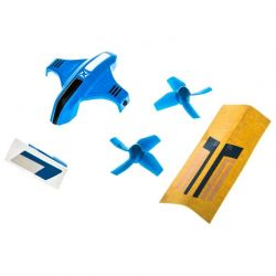 Canopy option set blue with props: Inductrix Sw