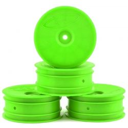 Speedline Buggy Wheels for B6.1 / RB6 / Front / Green / 4 pieces