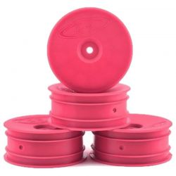 Speedline Buggy Wheels for B6.1 / RB6 / Front / Pink / 4 pieces
