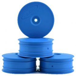 Speedline Buggy Wheels for 22-4 / EB410 / Front / Blue / 4 piece