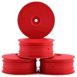 Speedline Buggy Wheels for 22-4 / EB410 / Front / Red / 4 pieces