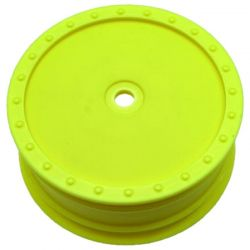 Borrego Buggy Wheels Fits Tlr 22 / Front / Yellow