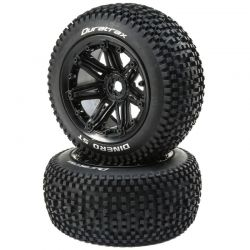 Dinero 1/8 ST Sport Mounted Black 17mm 2
