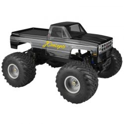 JConcepts 1982 GMC K2500 Traxxas Stampede Clear Body [0381]