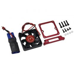 Monster Blower Motor Cooling Fan Kit Arrma 1/10 4x4 Bxl