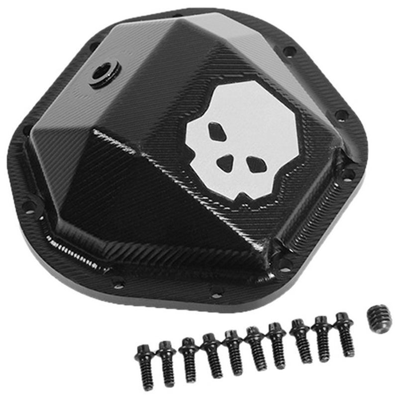 Ballistic Fabrications D44 Axle Cover