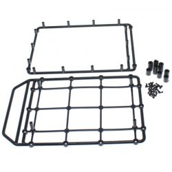 Roof Luggage Rack(Double Layer) 1/10 Truck