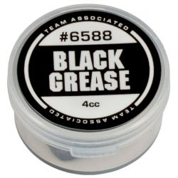 Associated Stealth Black Grease [6588]