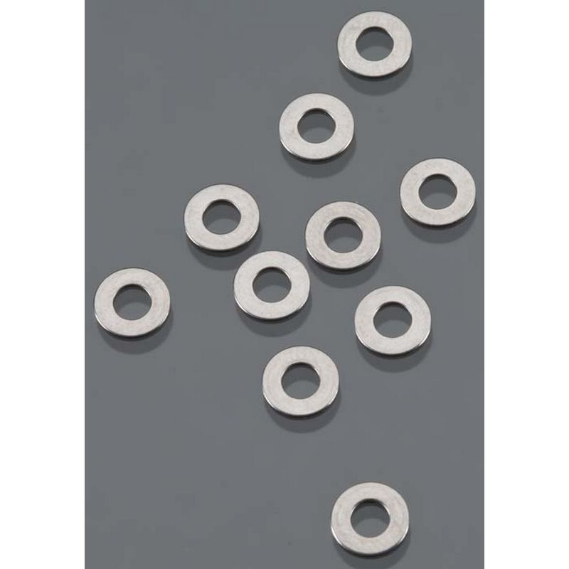 Washer 3x8x0.5mm (10)
