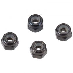 Nylon Nut 3mm (4)
