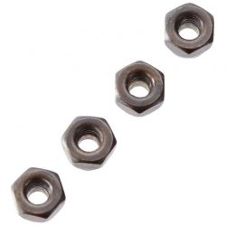 Nylon Nut 2.5mm (4)