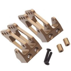 Machined 4 Link Mounts (Hard Anodized) (2pcs)