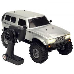 FR4 1/10 Demon 4x4 RTR: No Battery or Charger - Gunmetal