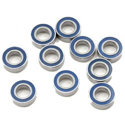 8x16x5mm Dual Sealed Speed 1/8 Wheel Bearings (10)