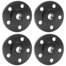 Narrow Stamped Steel Wheel Pin Mount 5-Lug for 1.9 Wheels
