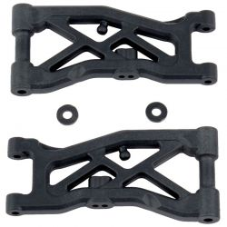 RC10B74 Front Suspension Arms Hard