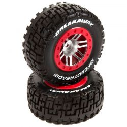 SpeedTreads Breakaway SC Tire MNTD:SlashR 4X4FR ECX
