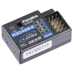 R304sbe 4-Channel 2.4ghz Fhss Telemetry Receiver