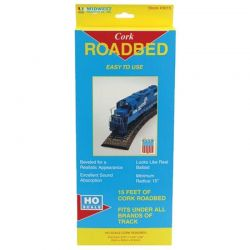 Ho Cork Roadbed Strips 5