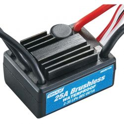 ESC 25A BRUSHLESS PROGRAMMABLE